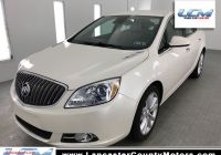 2016 Buick Verano Beautiful Used 2016 Buick Verano for Sale at Lancaster County Motors