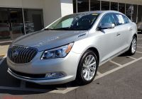 2016 Buick Verano Elegant Pre Owned 2016 Buick Lacrosse Leather