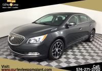 2016 Buick Verano Lovely Certified Pre Owned 2016 Buick Lacrosse Fwd 4dr Car