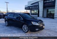 2016 Buick Verano New Used Buick for Sale In Schofield Wi Fred Mueller Auto Group