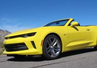 2016 Chevrolet Camaro Awesome 2016 Camaro Convertible and 4 Cylinder