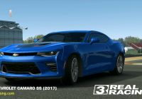 2016 Chevrolet Camaro Lovely Chevrolet Camaro Ss 2017 Real Racing 3 Wiki
