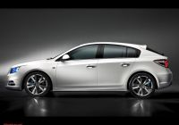 2016 Chevy Impala Lovely 2011 Chevrolet Cruze Hatchback Car Side