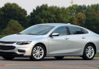 2016 Chevy Malibu Awesome Malibu Review