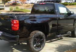 Fresh 2016 Chevy Silverado