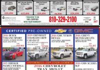 2016 Chevy Trax Beautiful St Clair Chevrolet Ads