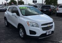 2016 Chevy Trax Best Of Used 2015 Chevrolet Trax for Sale at byford Motor Pany