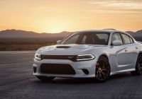 2016 Dodge Charger Fresh some Surprising Details the Dodge Hellcat Engine the