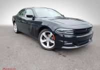 2016 Dodge Charger Sxt New Pre Owned 2018 Dodge Charger Sxt Plus Rwd Sedan