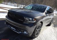 2016 Dodge Durango Fresh 2015 Dodge Durango R T Blacktop Testdrivenow Review by