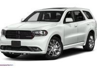 2016 Dodge Durango New Luxury Dodge Durango Rt