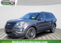 2016 ford Explorer Sport Beautiful Used 2016 ford Explorer Mansfield 26