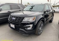 2016 ford Explorer Sport Lovely 2016 ford Explorer Sport 4wd