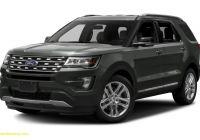 2016 ford Explorer Sport Luxury 2016 ford Explorer Xlt 4dr 4×4 Pricing and Options