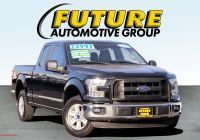 2016 ford F-150 Super Cab Best Of Pre Owned 2016 ford F 150 Xl Rwd Extended Cab Pickup