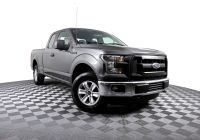 2016 ford F-150 Super Cab Elegant 2016 ford F 150 Xl 4wd