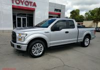 2016 ford F-150 Super Cab Inspirational Pre Owned 2016 ford F 150 Xl Sport Rwd Extended Cab Pickup