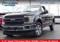 2016 ford F550 Review Beautiful New 2019 ford F 150 Xl Regular Cab Pickup In Sycamore F19