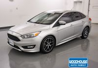 2016 ford Focus Se Beautiful Pre Owned 2016 ford Focus Se Fwd 4dr Car