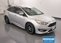 2016 ford Focus Se Best Of Pre Owned 2016 ford Focus Se Fwd 4dr Car