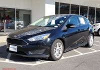 2016 ford Focus Se Luxury 2017 ford Focus Hatchback Se