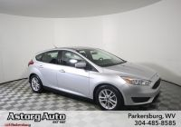 2016 ford Focus Se Unique Certified Pre Owned 2018 ford Focus Se Fwd Hatchback