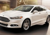 2016 ford Fusion Inspirational Feds Probing 840 000 ford Fusions for Loose Steering Wheels