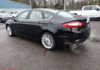 2016 ford Fusion Se Luxury Pre Owned 2016 ford Fusion Se