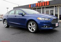 2016 ford Fusion Se Unique 2016 ford Fusion Se