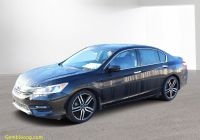2016 Honda Accord Sport Fresh Pre Owned 2016 Honda Accord Sedan Sport 4dr Car In Beaufort