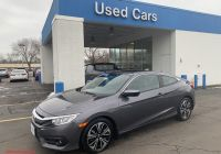2016 Honda Civic Ex Best Of Certified Pre Owned 2017 Honda Civic Coupe Ex L Fwd Cvt W Od