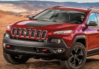 2016 Jeep Cherokee New Jeep Cherokee 2017 Trailhawk Froading and Heavy Daily