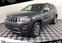 2016 Jeep Grand Cherokee Lovely Pre Owned 2016 Jeep Grand Cherokee Limited Sport Utility In