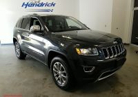 2016 Jeep Grand Cherokee New Pre Owned 2016 Jeep Grand Cherokee Limited