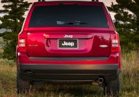 2016 Jeep Patriot Review New 2016 Jeep Patriot Price S Reviews & Features