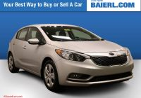 2016 Kia forte Best Of Pre Owned Kia forte Express