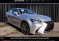 2016 Lexus Gs 350 F Sport Beautiful New 2020 Lexus Gs 350