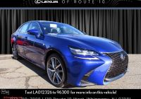 2016 Lexus Gs 350 F Sport Best Of New 2020 Lexus Gs 350