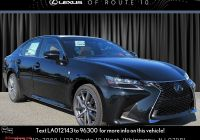 2016 Lexus Gs 350 F Sport Unique New 2020 Lexus Gs Gs 350 F Sport with Navigation & Awd