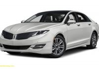 2016 Lincoln Mkz Inspirational Billerica Ma Lincolns for Sale