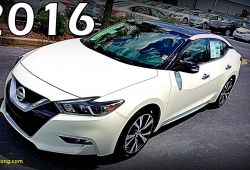 Awesome 2016 Nissan Maxima