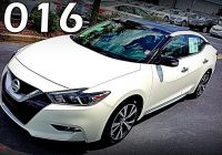 2016 Nissan Sentra Luxury 2016 Nissan Maxima Ultimate In Depth Look