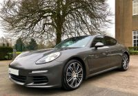2016 Porsche Panamera Inspirational Used 2016 Porsche Panamera 3 0d 300bhp Pdk for Sale In