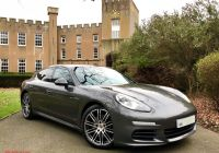 2016 Porsche Panamera New Used 2016 Porsche Panamera 3 0d 300bhp Pdk for Sale In