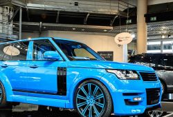 Luxury 2016 Range Rover