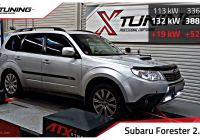 2016 Subaru forester New Reference Xtuning