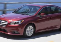 2016 Subaru Legacy Awesome Subaru Legacy Latest News Reviews Specifications Prices
