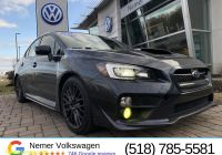 2016 Subaru Wrx Sti Fresh Pre Owned 2016 Subaru Wrx Sti Limited Awd 4dr Car