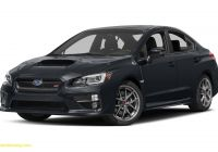 2016 Subaru Wrx Sti New 2016 Subaru Wrx Sti Limited W Lip 4dr All Wheel Drive Sedan Pricing and Options