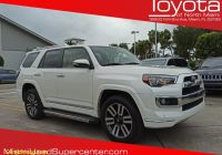 2016 toyota 4runner Limited Beautiful Certified Pre Owned 2016 toyota 4runner Limited Sport Utility 4wd